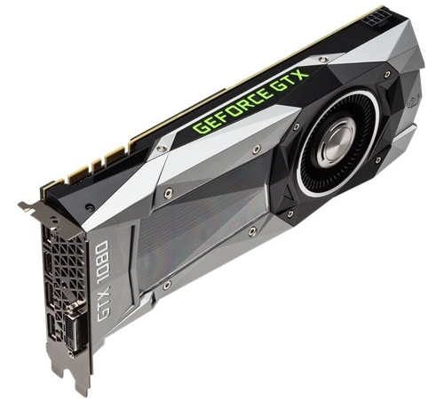 ASUS GeForce GTX 1080 Founders Edition (GTX1080-8G)