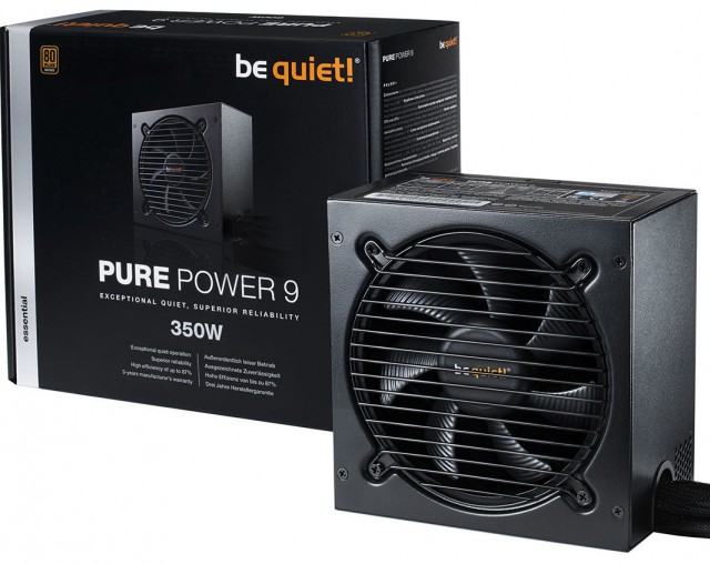 be quiet! Pure Power 9
