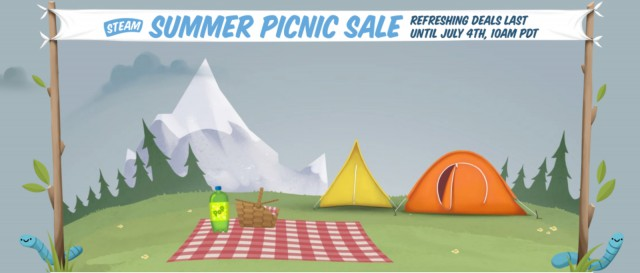 Summer Picnic Sale