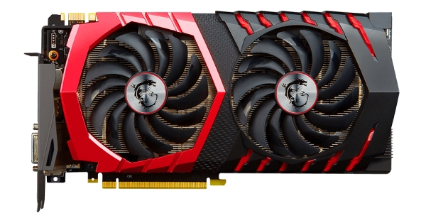MSI GeForce GTX 1080 GAMING Z 8G MSI GeForce GTX 1070 GAMING Z 8G