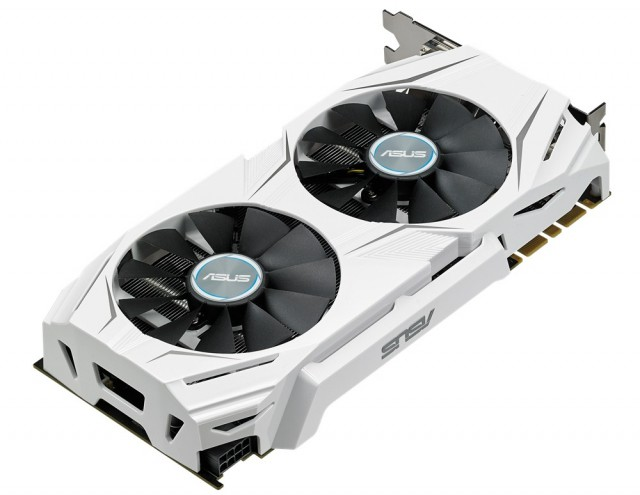 ASUS Dual GeForce GTX 1070