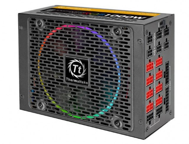 Thermaltake Toughpower DPS G RGB Titanium