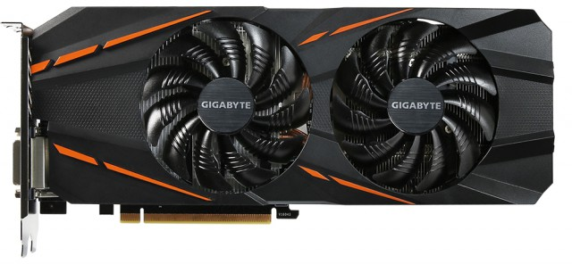 GIGABYTE GeForce GTX 1060 D5 3G
