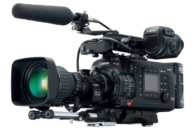 Canon Cinema EOS C700