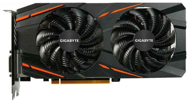 GIGABYTE Radeon RX 470 WINDFORCE 4G