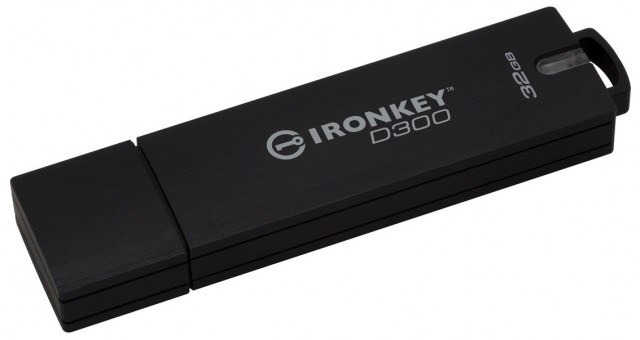 Kingston IronKey D300