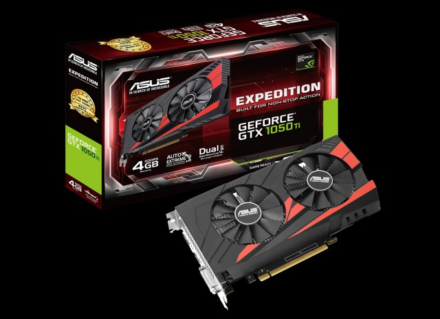 ASUS EXPEDITION-GTX1050TI-4G