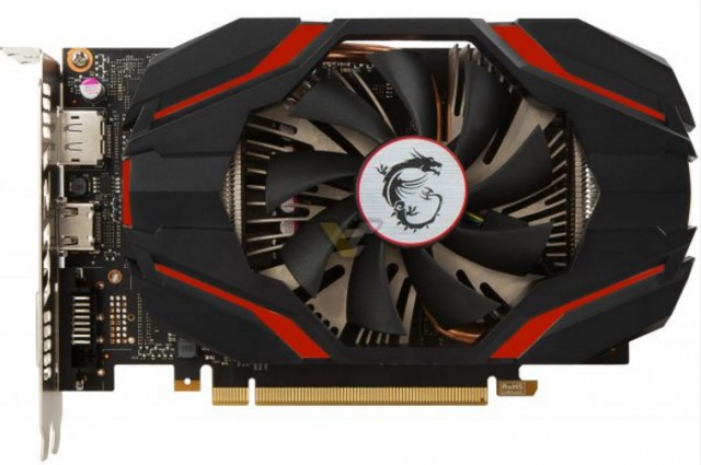 MSI GeForce GTX 1060 TRIDENT
