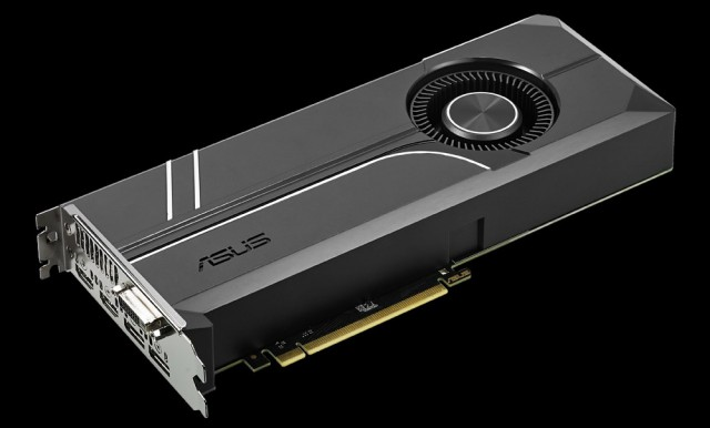 ASUS Turbo GeForce GTX 1080 Ti
