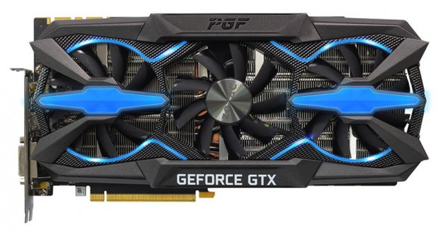 ZOTAC GeForce GTX 1080 Ti PGF