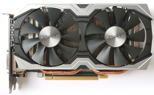 ZOTAC GeForce GTX 1060 AMP+