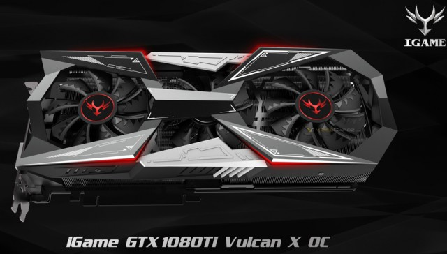 Colorful iGame GeForce GTX 1080 Ti Vulcan X OC