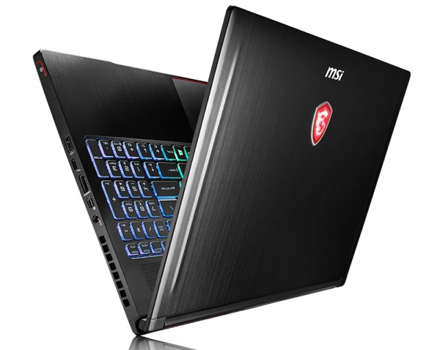 MSI GS63VR Stealth Pro