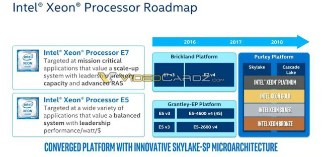Intel Skylake-SP