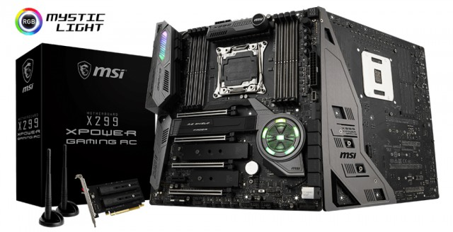 MSI X299 XPower Gaming AC