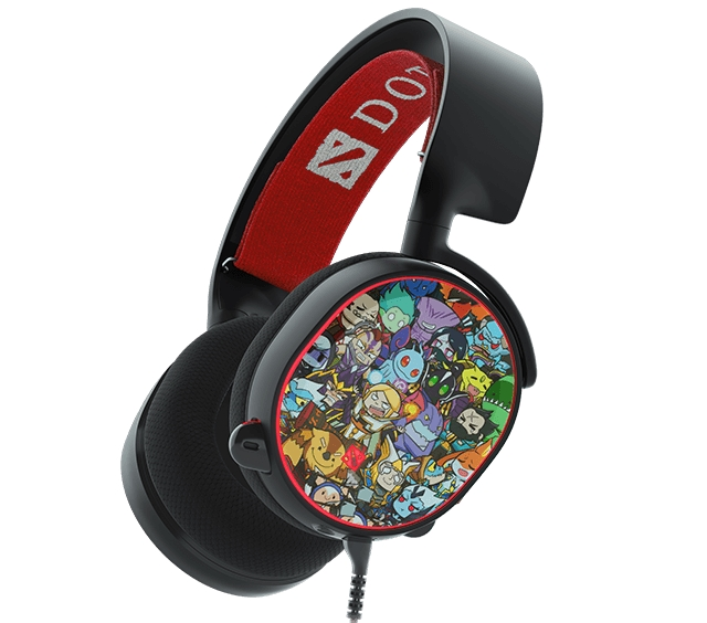 SteelSeries Arctis 5 Dota 2 Edition
