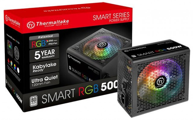 Thermaltake Smart RGB