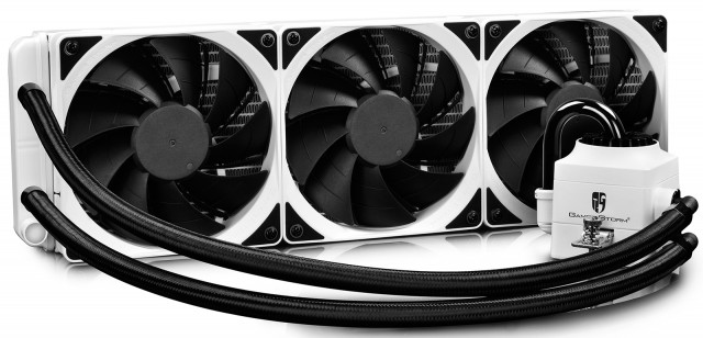 Deepcool CAPTAIN 360 EX WHITE RGB
