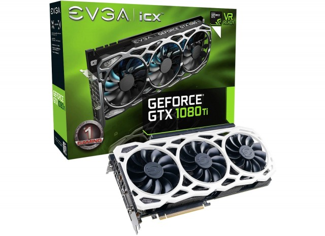 EVGA GeForce GTX 1080 Ti FTW3 ELITE
