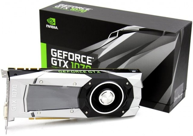 NVIDIA GeForce GTX 1070 Ti