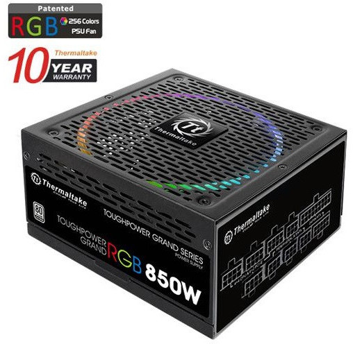 Thermaltake Toughpower Grand RGB Platinum