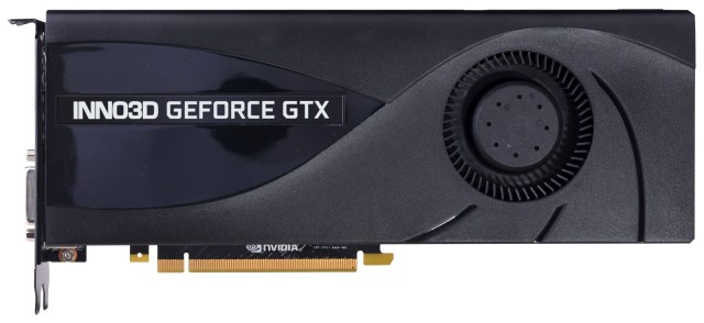 Inno3D GeForce GTX 10 Jet-Fan