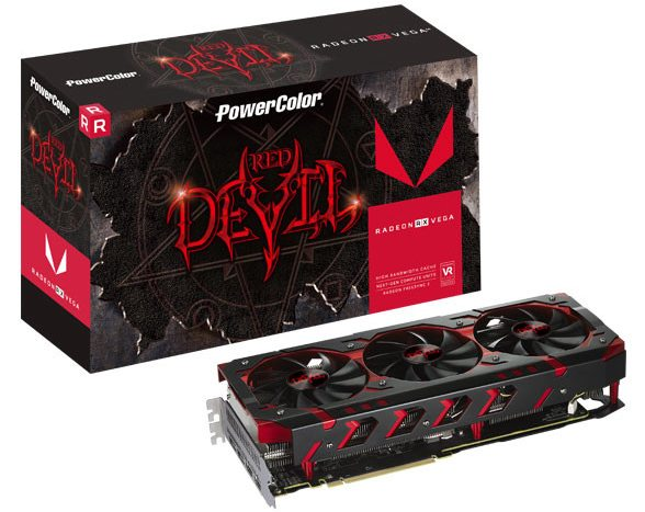 PowerColor Radeon RX Vega Red Devil