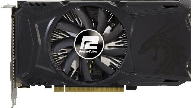 PowerColor Radeon RX 560 Red Dragon