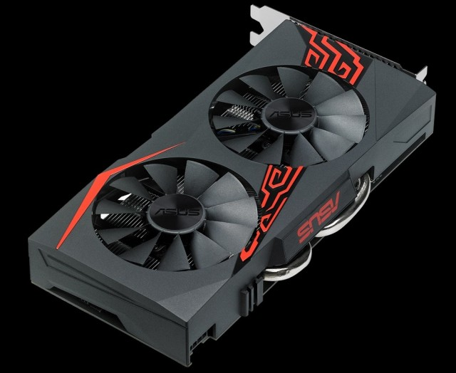 ASUS Expedition Radeon RX 570 8GB