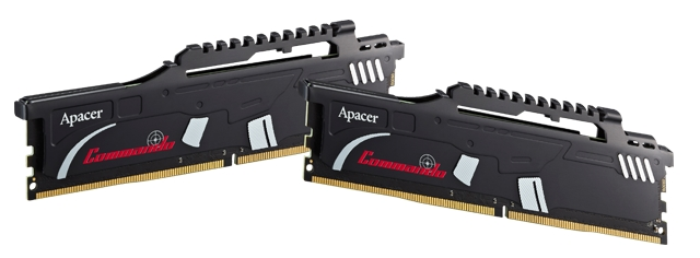 Apacer COMMANDO DDR4