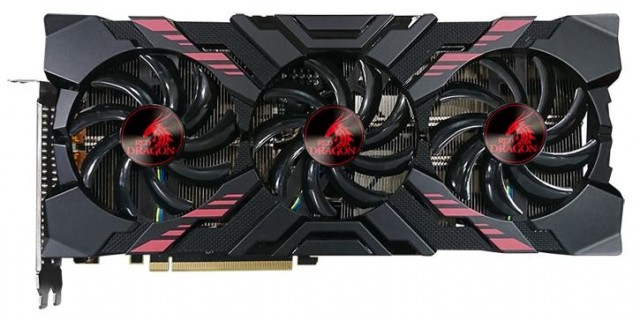 PowerColor Red Dragon RX Vega 56 8GB HBM2