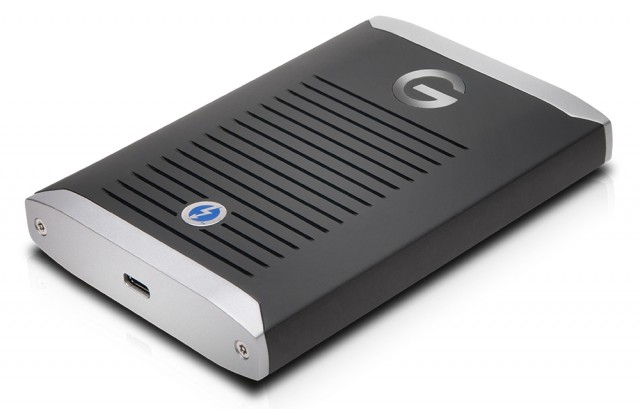 G-Technology G-DRIVE mobile Pro SSD