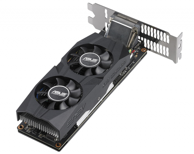 ASUS GeForce GTX 1050 Ti OC Edition 4GB GDDR5