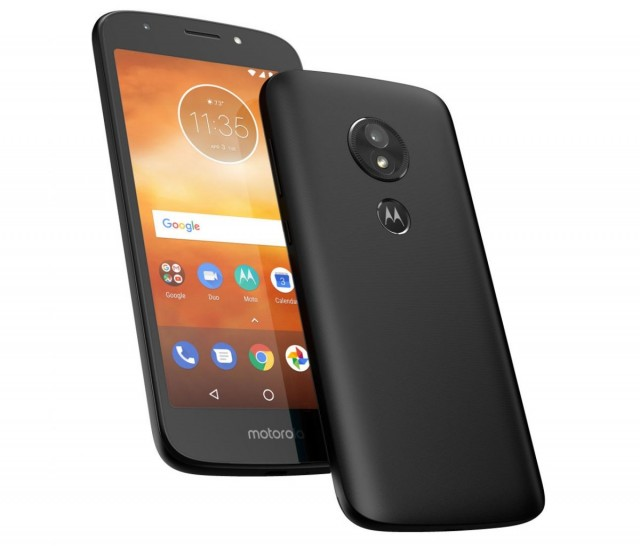 Moto E5 Play Android Oreo (Go Edition)