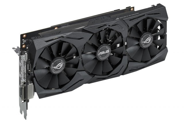 ASUS ROG Strix GeForce GTX 1060 Advanced edition