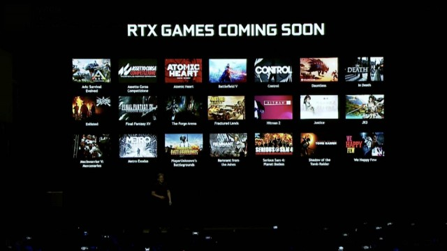 NVIDIA GeForce RTX 20