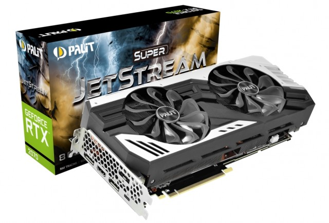 Palit GeForce RTX 2070 Super JetStream