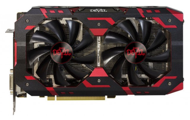 PowerColor Radeon Red Devil RX 590 8GB GDDR5
