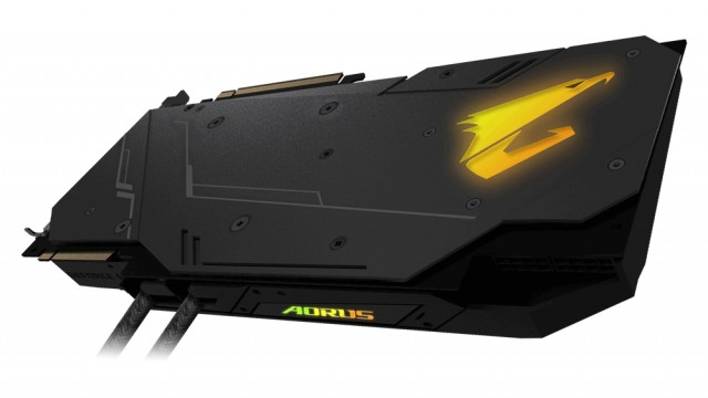GIGABYTE AORUS GeForce RTX 2080 Ti XTREME WATERFORCE 11G
