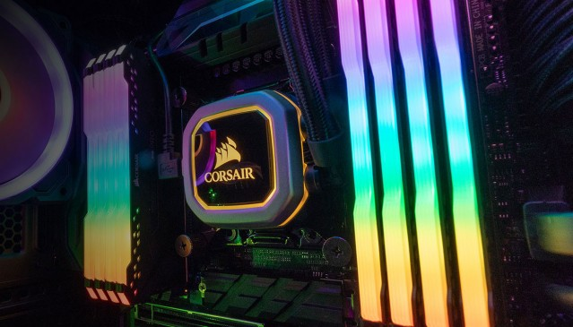 CORSAIR Vengeance RGB Pro Light Enhancement