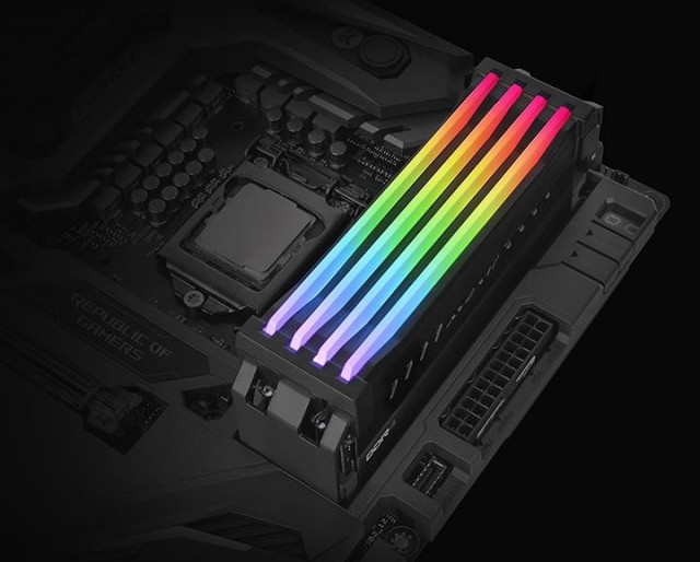 Thermaltake Pacific R1 Plus Memory Lighting