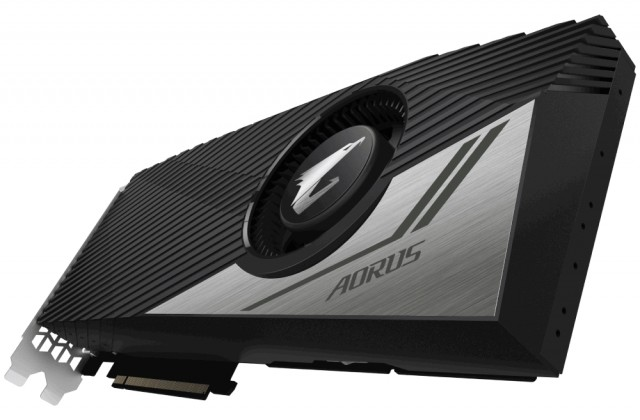 GIGABYTE AORUS GeForce RTX 2080 Ti TURBO 11G