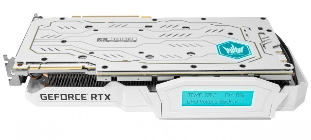 KFA2 GeForce RTX 2080Ti HOF