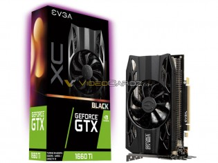 EVGA GeForce GTX 1660 Ti XC