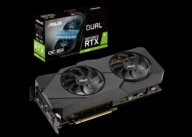 ASUS Dual GeForce RTX 2080 EVO