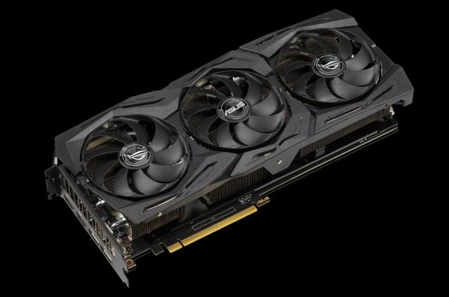 ASUS ROG Strix GeForce GTX 1660 Ti