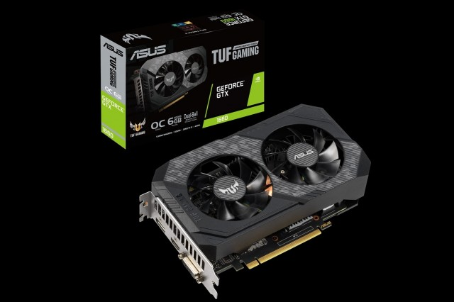 ASUS GeForce GTX 1660