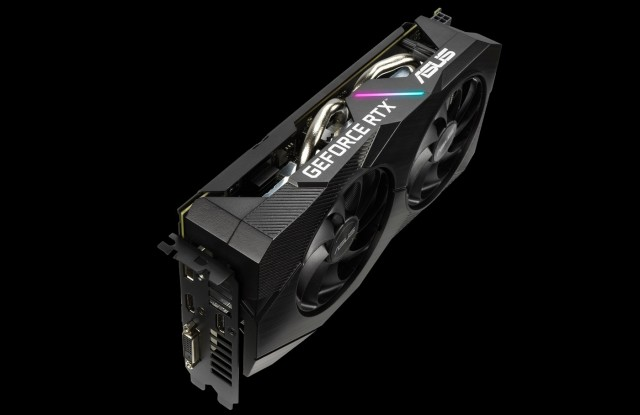 ASUS Dual GeForce RTX 2060 EVO