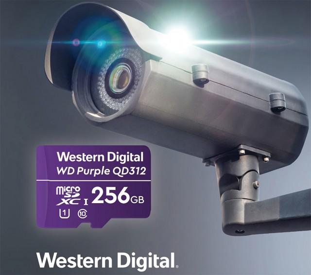 Western Digital WD Purple SC QD312 Extreme Endurance