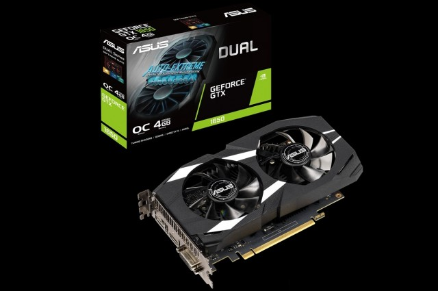 ASUS GeForce GTX 1650
